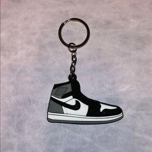 Nike Air Jordan Shoe Keychain